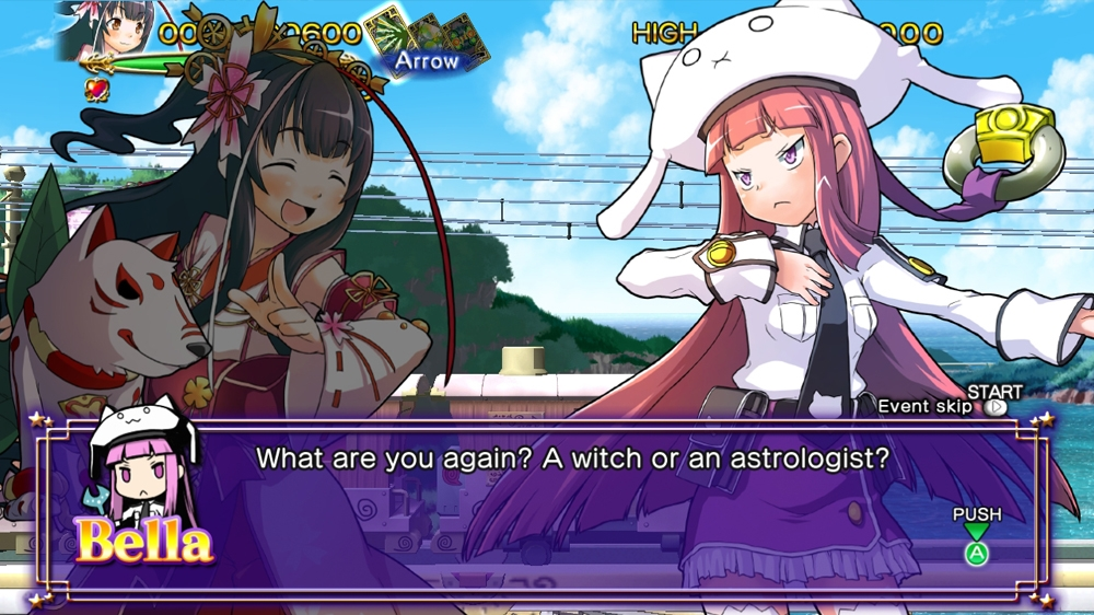 Image from TROUBLE WITCHES NEO!