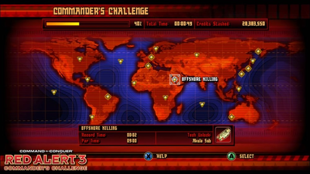 Imagen de Commander's Challenge