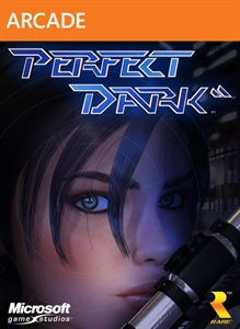 Perfect Dark E3 Premium Theme