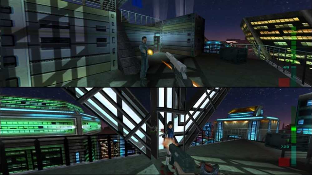 Image from Perfect Dark