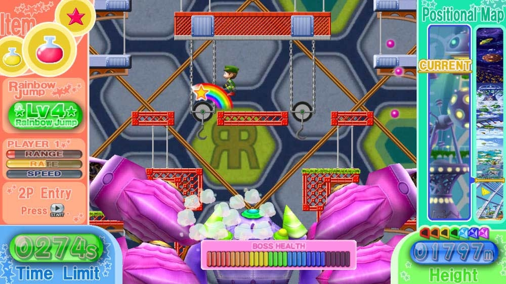 Image de RAINBOW ISLANDS: T.A.