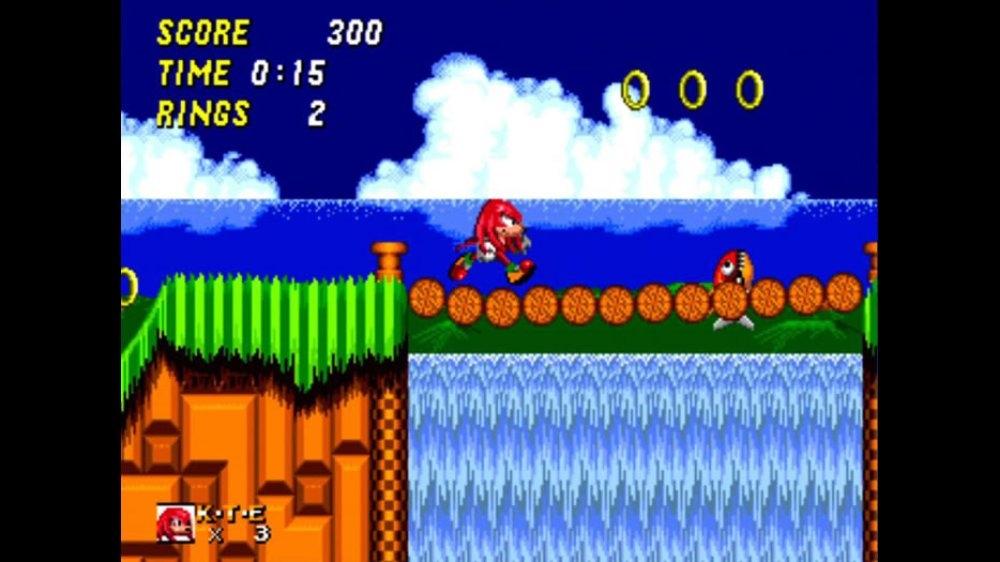 Obraz z Sonic & Knuckles