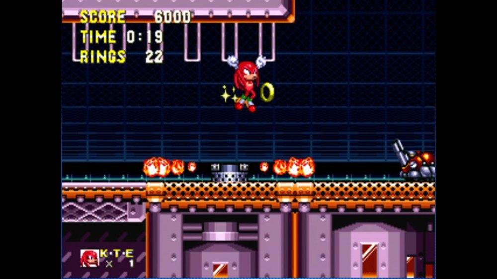 Imagem de Sonic & Knuckles