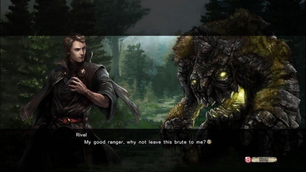 Snímek ze hry Gyromancer