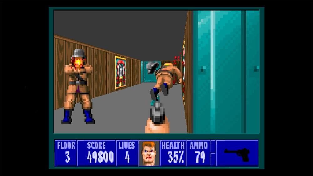 Imagen de Wolfenstein 3D