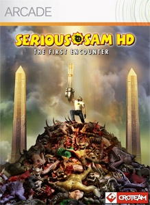Serious Sam HD  Launch Trailer (HD)