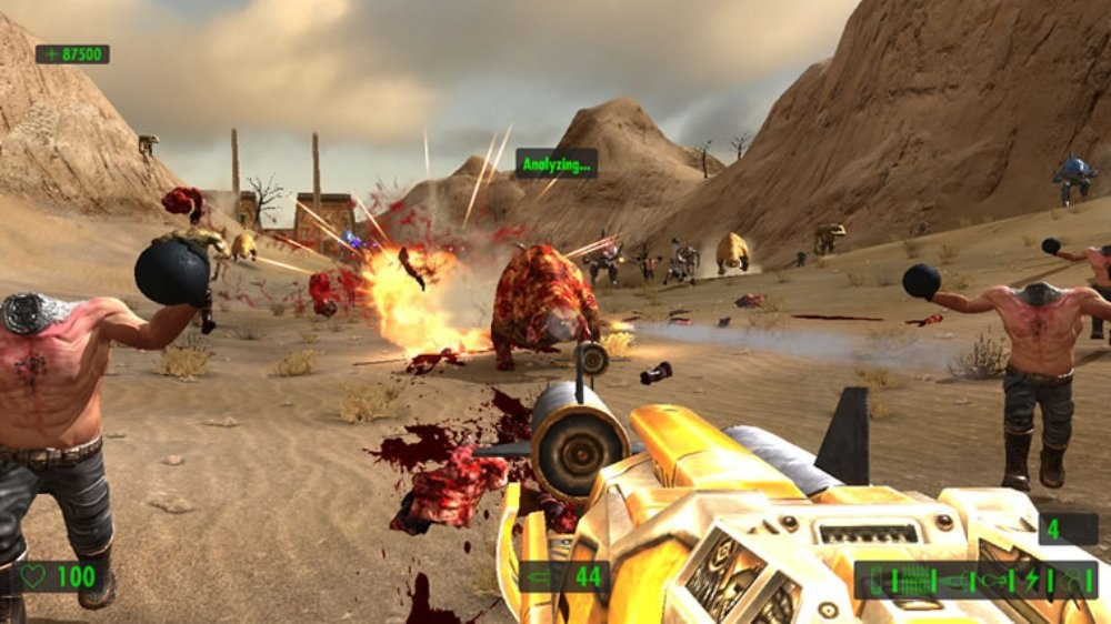 Image from Serious Sam HD: TFE