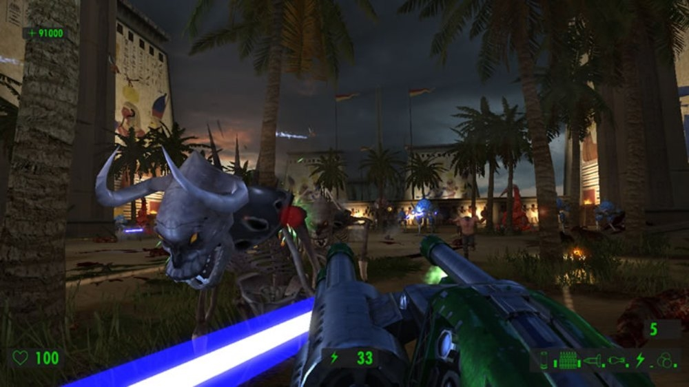 Image de Serious Sam HD: TFE