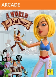 Thème Premium A World of Keflings