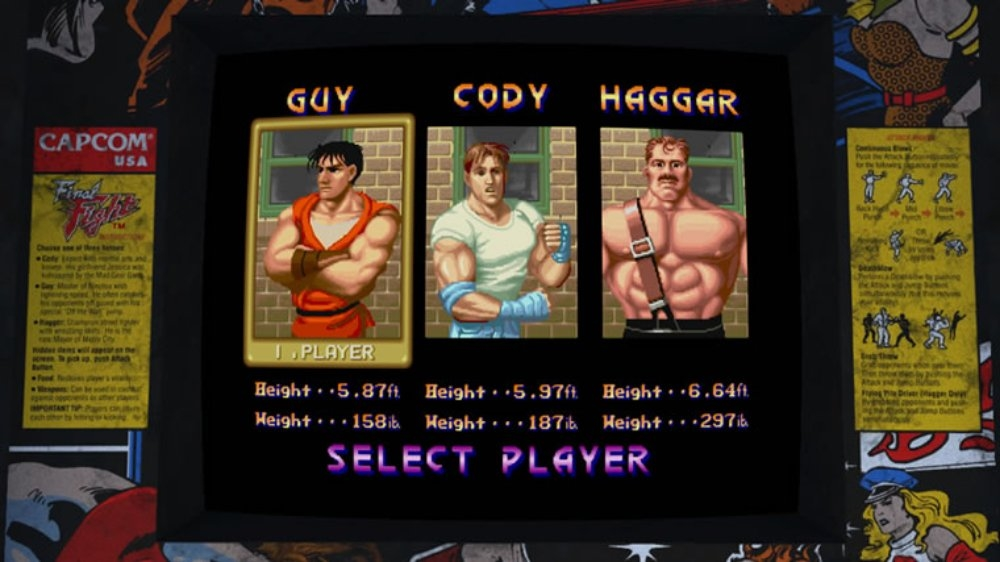 Image from Final Fight: DblImpact