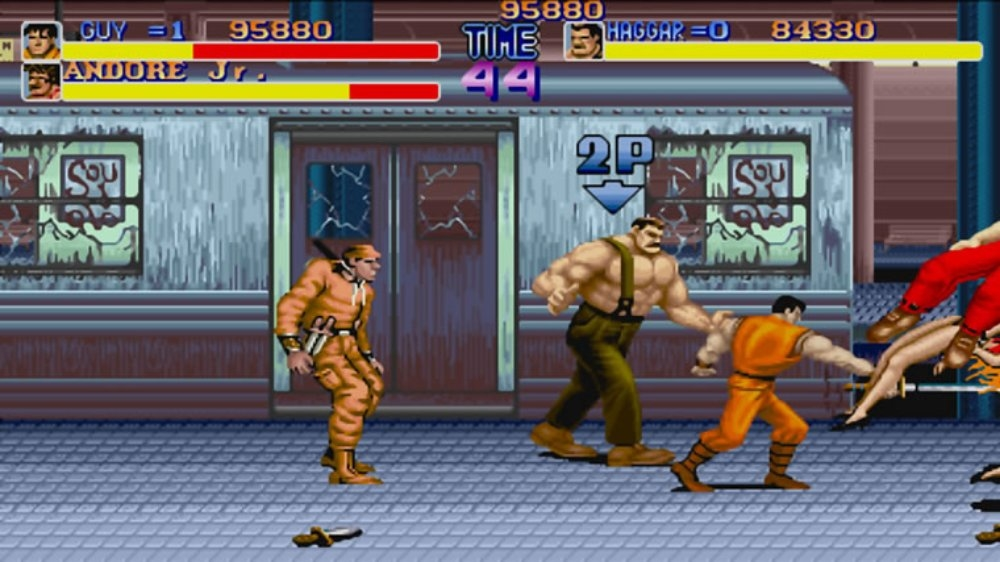 Bild von Final Fight: DblImpact