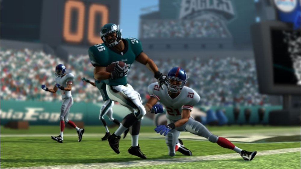 Image from Madden NFL Arcade