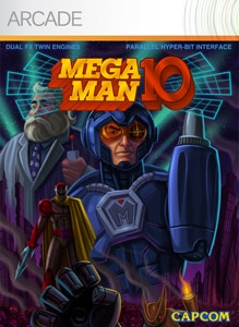 Gamer Picture Pack 8 (Mega Man 10)