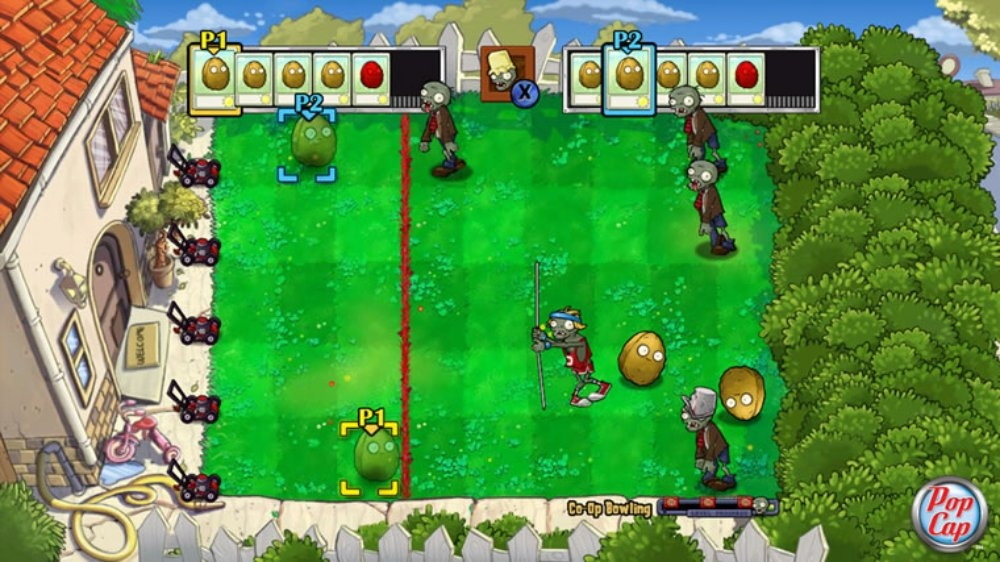 Image from Plants vs. Zombies