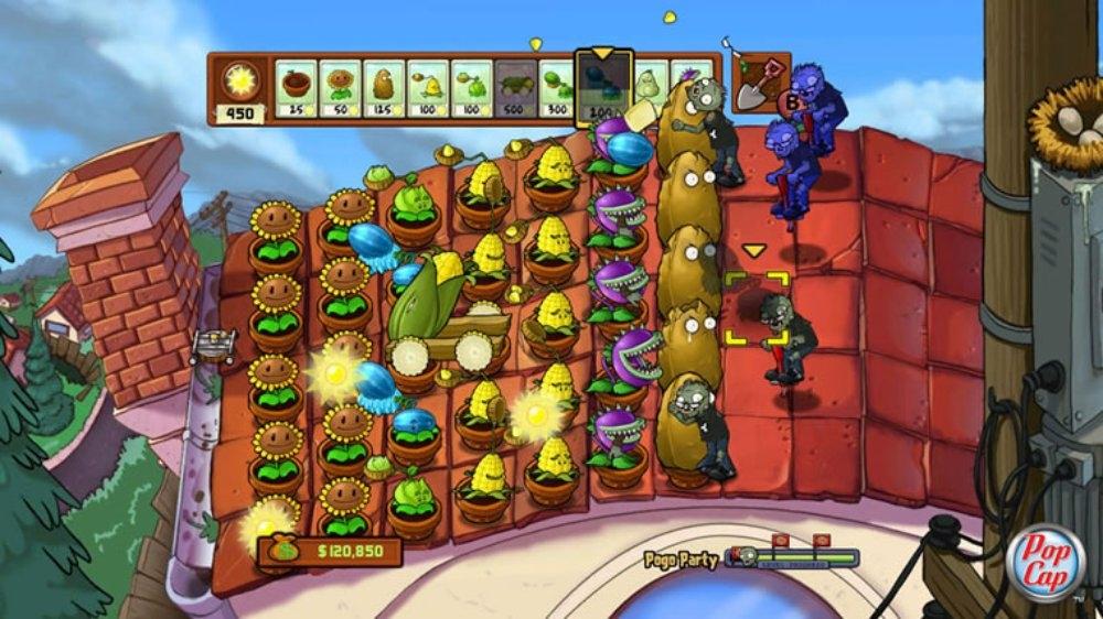 Imagem de Plants vs. Zombies