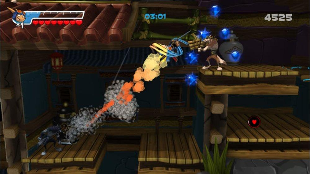 Image from Rocket Knight