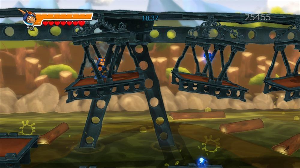 Rocket Knight® の画像