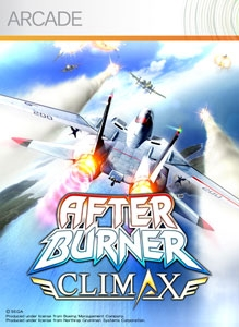 After Burner Climax Thema