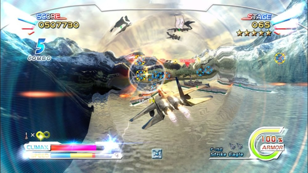 Bild von After Burner Climax