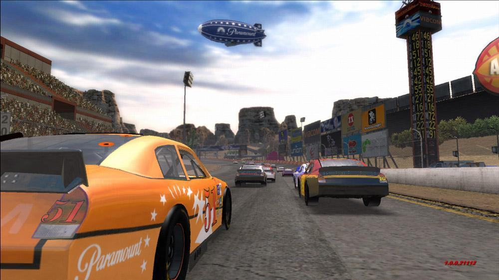 Bild von Days of Thunder Arcade