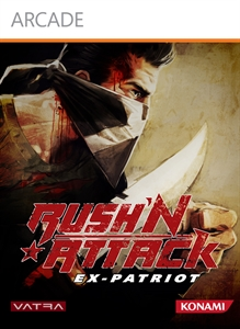 Rush'N Attack: Ex-Patriot