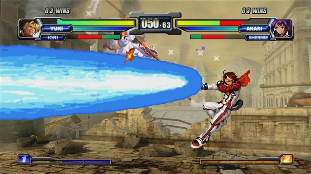 Image from NEOGEO BATTLE COLISEUM