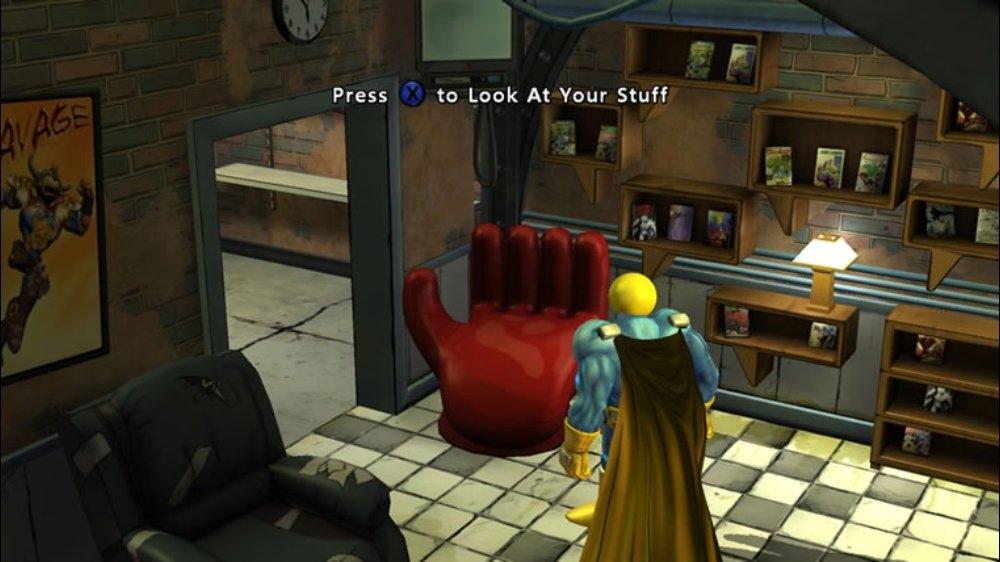 Obraz z Comic Jumper