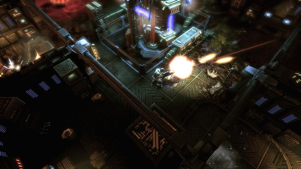 Image from Alien Breed 2: Assault