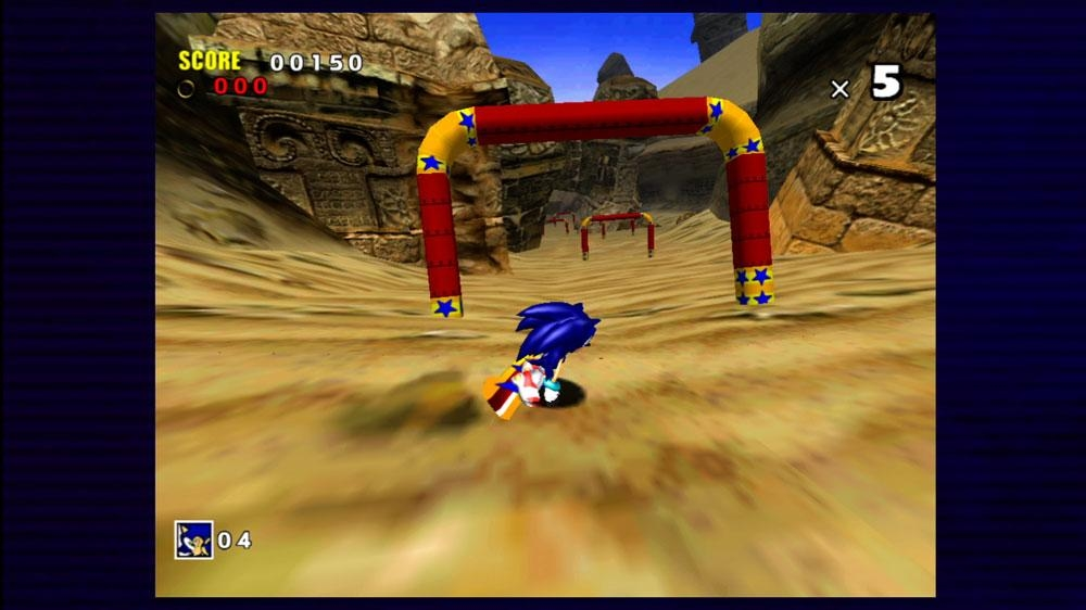 Image from Sonic Adventure