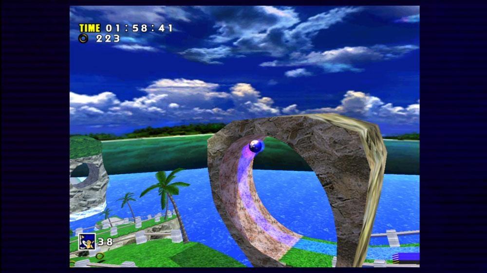 Obraz z Sonic Adventure