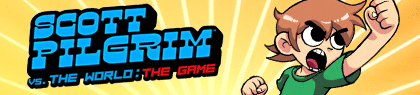 Scott Pilgrim Vs The World Banner