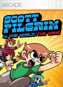 Scott Pilgrim Vs The World Boxartlg