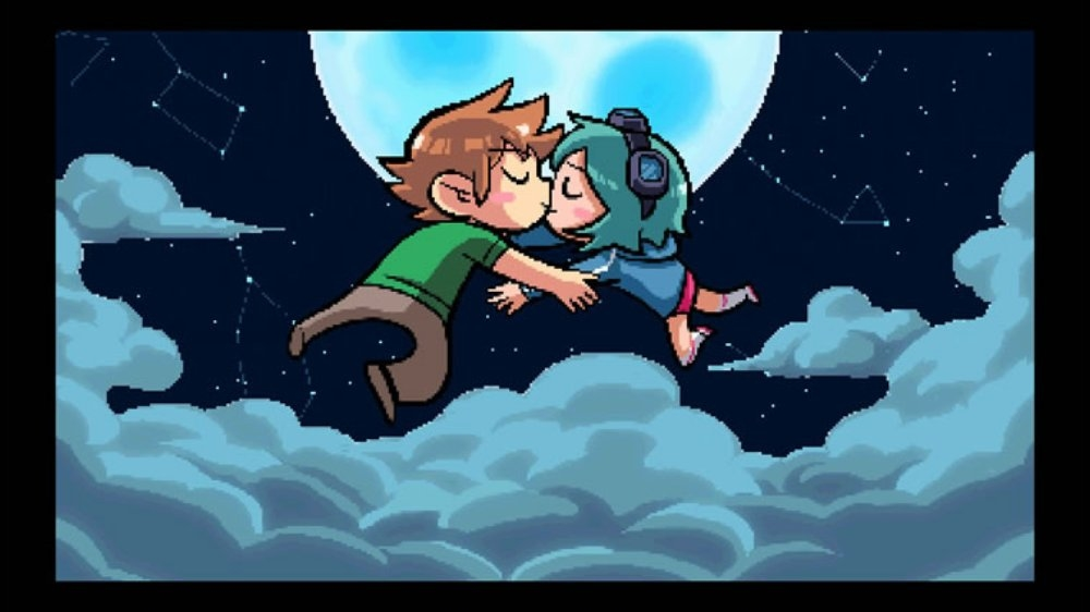 Bilde fra SCOTT PILGRIM THE GAME