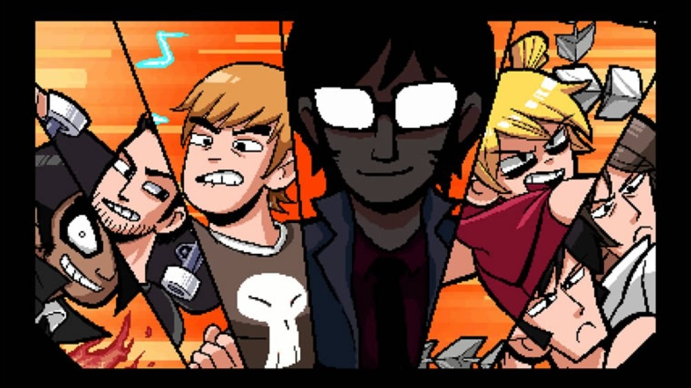 Obraz z SCOTT PILGRIM THE GAME