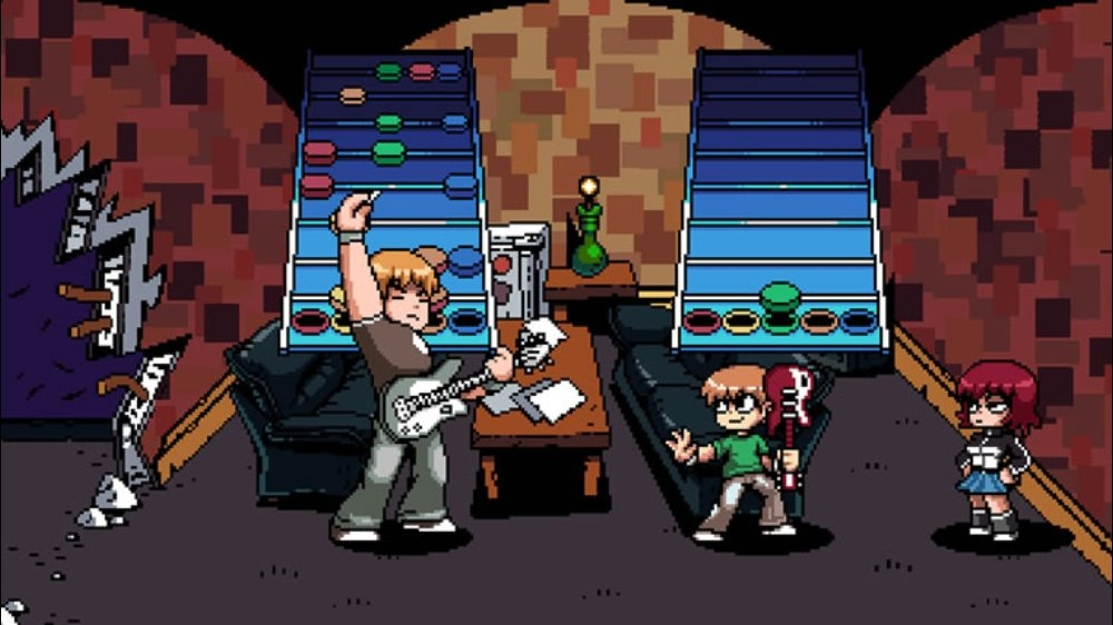 Imagen de SCOTT PILGRIM THE GAME