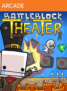 BattleBlock Theater boxshot