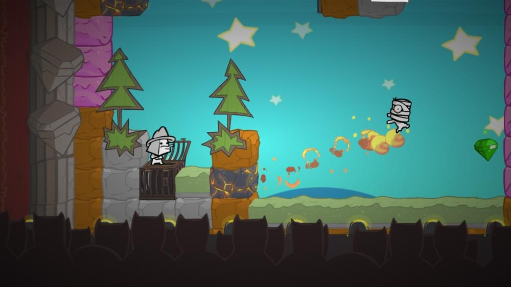 Obraz z BattleBlock Theater