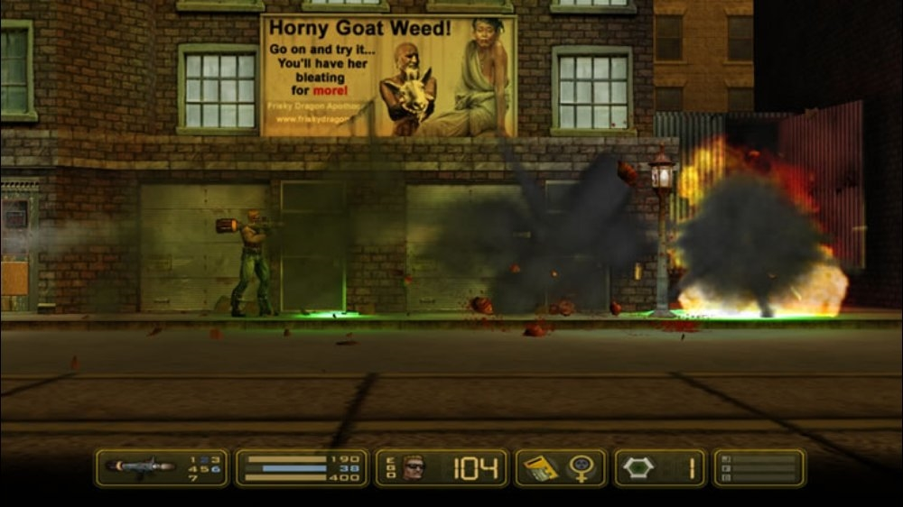 Image from Duke Nukem - Manhattan