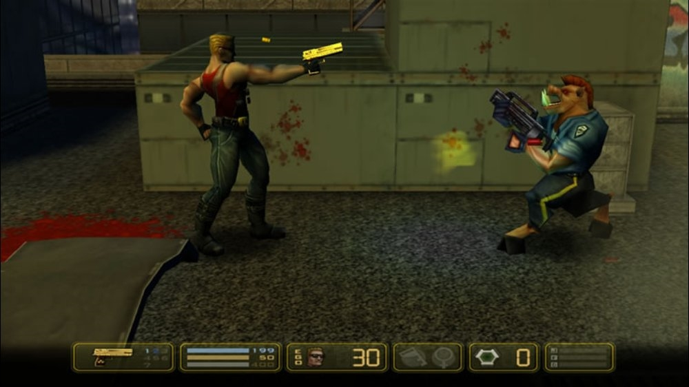 Obraz z Duke Nukem - Manhattan