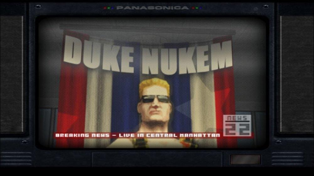 Imagem de Duke Nukem - Manhattan