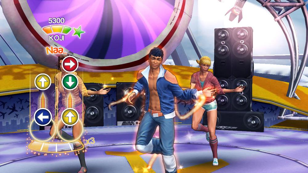 Image from Dance! It's your Stage
