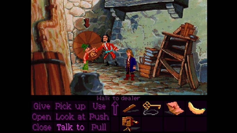 Image from Monkey Island 2: SE
