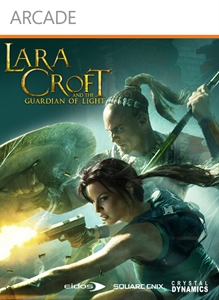 Lara Croft and the Guardian of Light boxshot