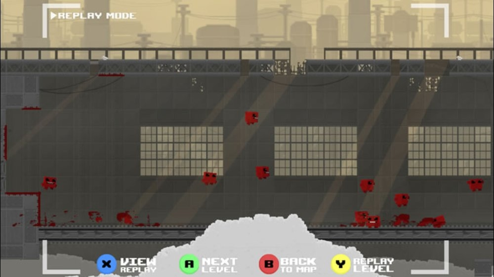 Super Meat Boy のイメージ