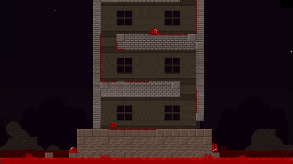 Image from Super Meat Boy