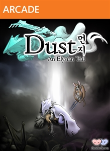 Dust: An Elysian Tail Gamerpic Pack