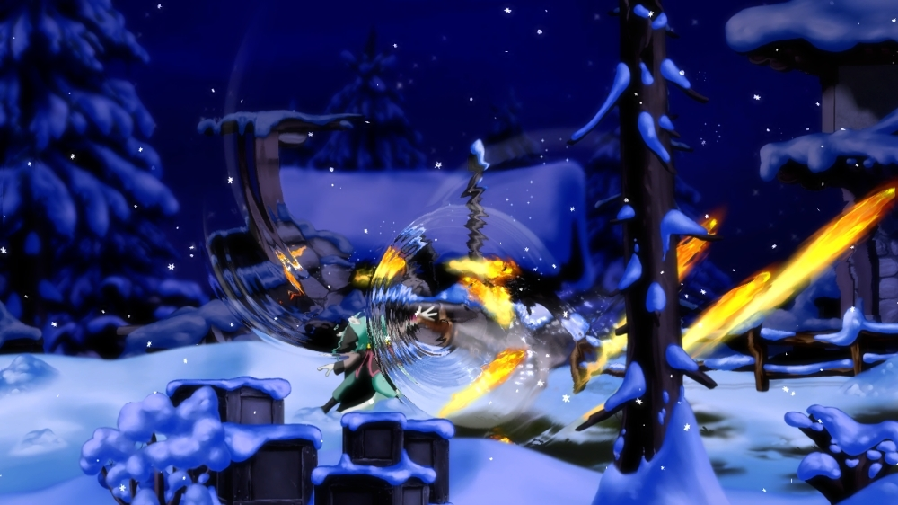 Image from Dust: An Elysian Tail