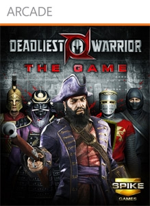 Deadliest Warrior Premium Theme