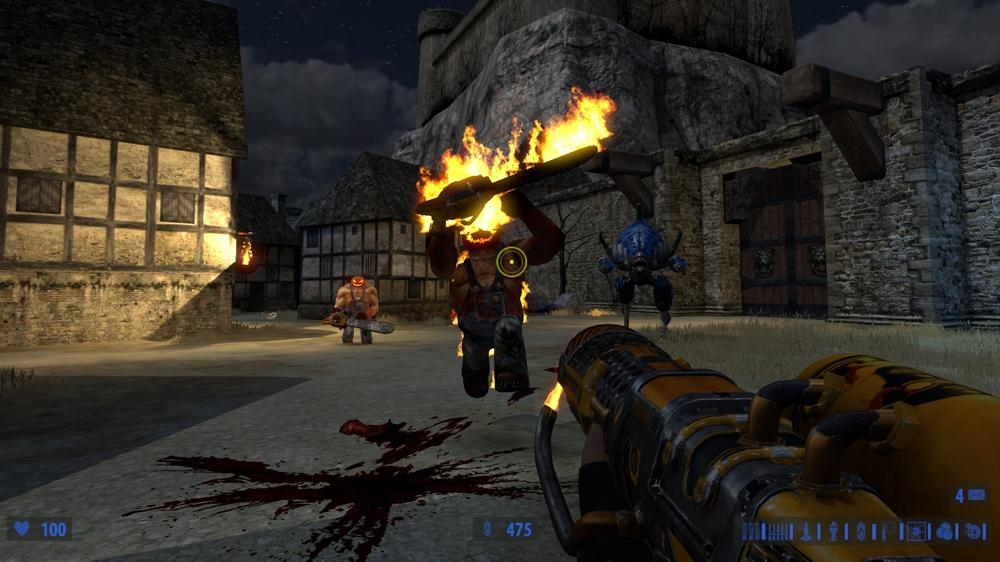 Image from Serious Sam HD: TSE