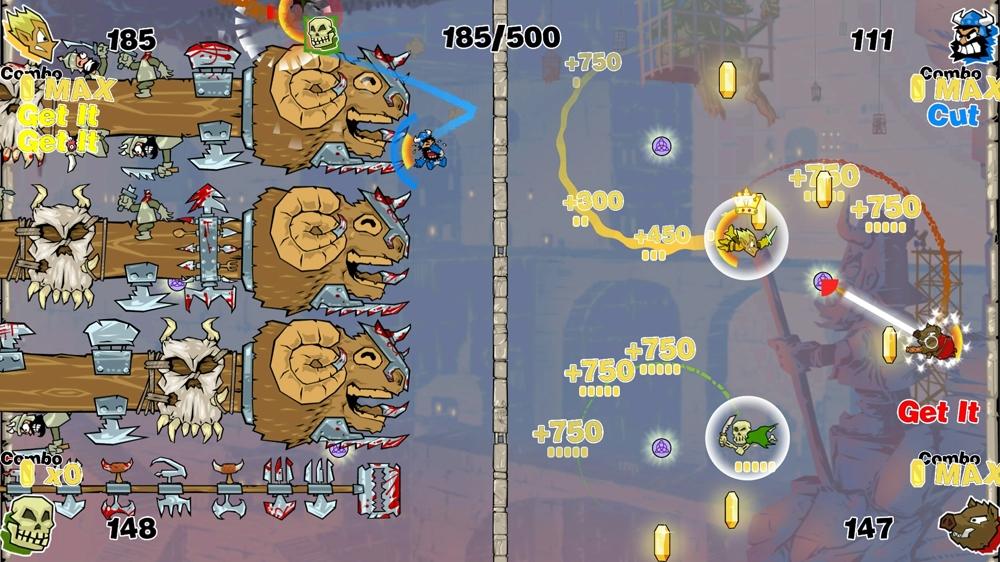 Kuva pelistä Rotastic